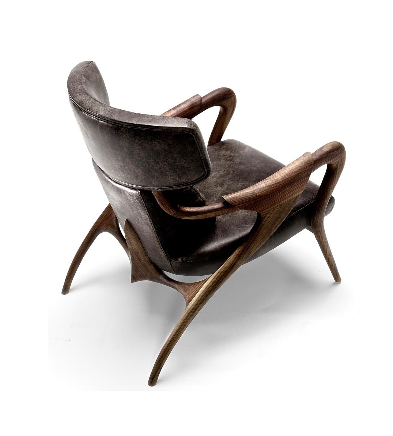 ISADORA chair design paco camus