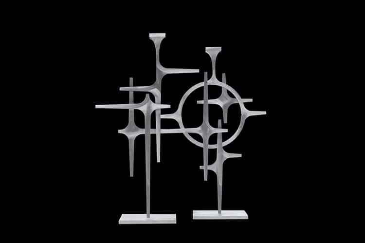 Alpha & Centauro decoration object collection by paco camus by paco camus