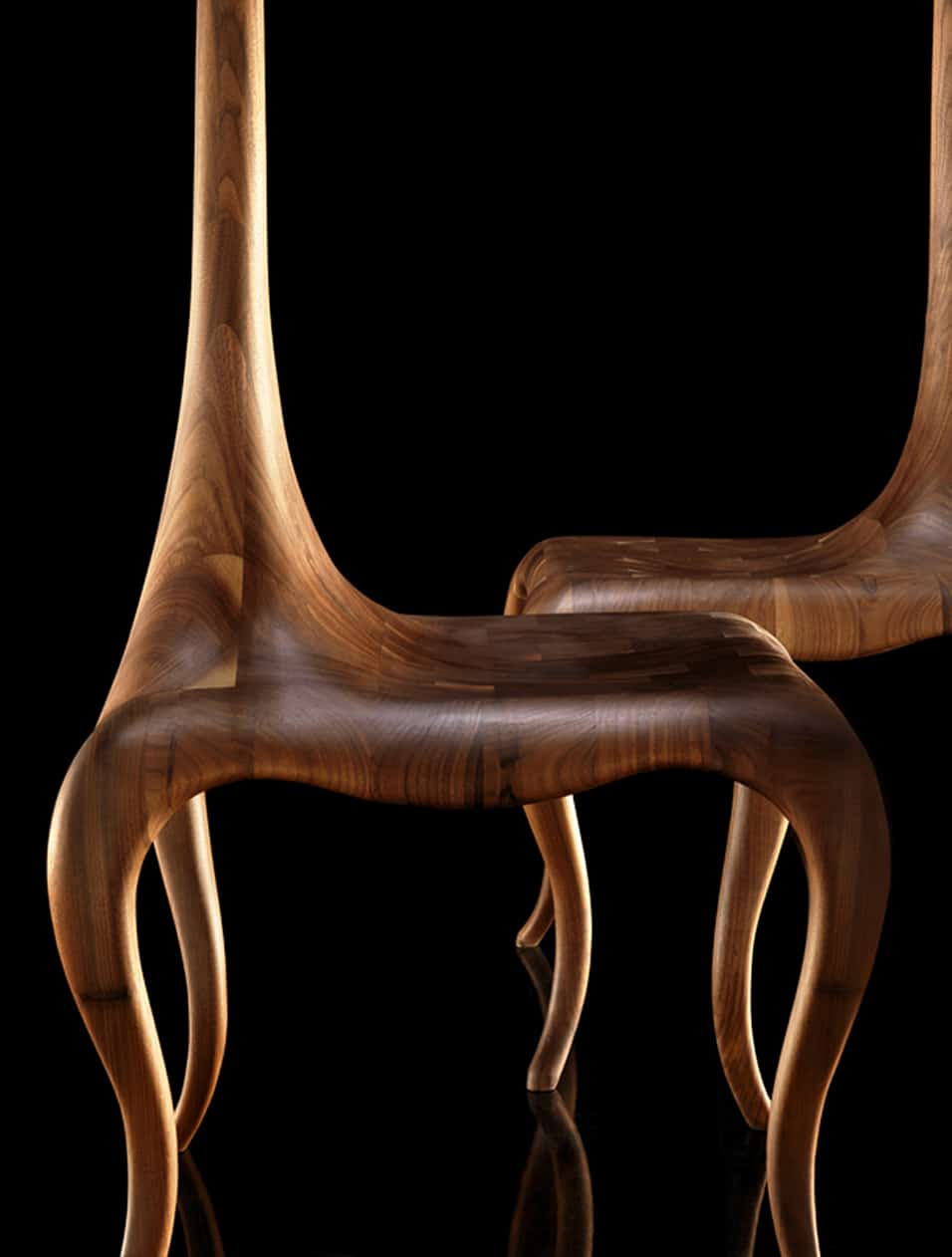 Lady Sting chair collection paco camus