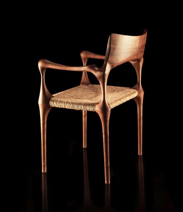 chair Bond by Paco Camus