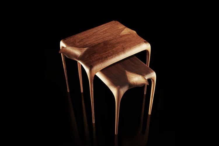 Mesas diseño by Paco Camus