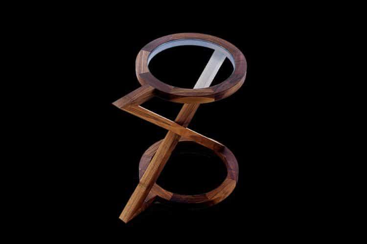 Mesa diseño Romina Paco Camus