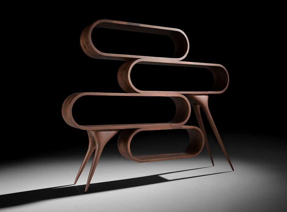 shelving design
